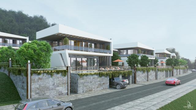 VİLLAS HOUSES - ISVİCRE 01